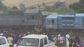 Congo: Officials to probe train accident that killed 17