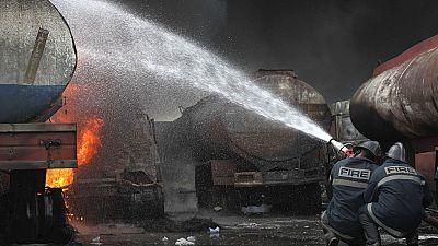 Nigeria : au moins 45 morts lors du pillage d'un camion-citerne accidenté (nouveau bilan)
