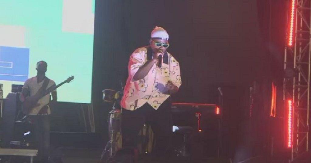 Nigeria's fast rising Afro-pop star