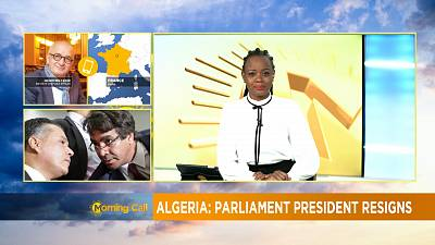 Algeria's parliament president resigns [The Morning Call]