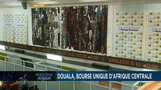 Douala, bourse unique d'Afrique centrale
