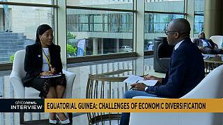[Video] Interview with Milagrosa Obono Angue, Secretary of State for the Treasury of Equatorial Guinea