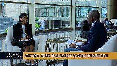 [Vidéo] Entretien avec Milagrosa Obono Angue, secrétaire d'État chargée au trésor de la Guinée-équatoriale