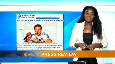 Press Review of July 4, 2019 [The Morning Call]