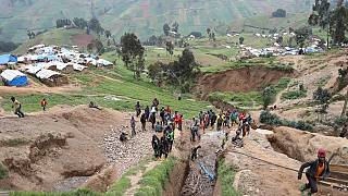 RDC : des mineurs clandestins expulsés manu militari d'une mine de Glencore