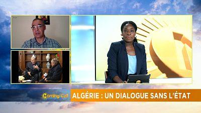 Algeria's interim president calls for dialogue [The Morning Call]