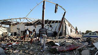 L'enfer vécu par les migrants bloqués en Libye