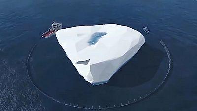 Inspire Middle East : l'inventeur qui voulait transporter des icebergs