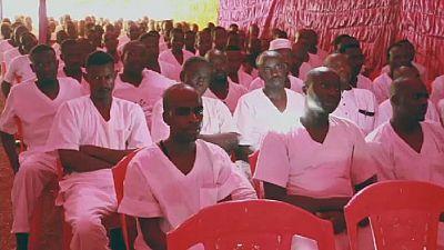 Sudan's Military Council releases 235 prisoners
