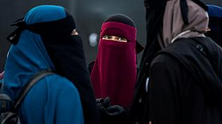 Tunisia bans full face veils in govt offices as a security measure