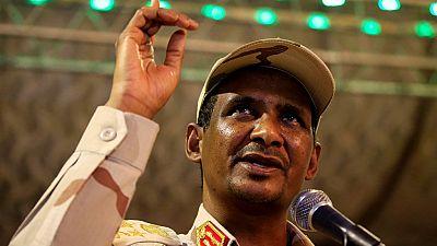 Crise au Soudan: le numéro 2 du régime militaire se réjouit d'un nouvel accord
