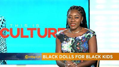 Des poupées noires pour les enfants noirs