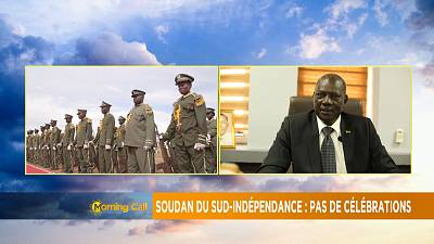 8è anniversaire de l'indépendance du Soudan du Sud [Morning Call]