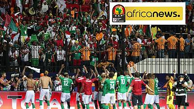 Can Madagascar do in AFCON 2019 what Greece did in Euro 2004?