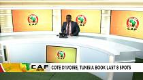 AFCON Daily: Tunisia dampens the black stars to make last eight [Episode 10 ]