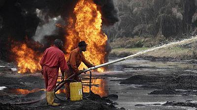 Explosion d'un oléoduc détourné au Nigeria : douze morts