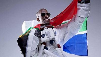 South Africa mourns the death of would-be first 'Afronaut'