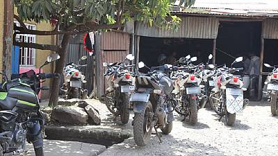 Ethiopia's Addis Ababa enforces motorcycle ban despite 'opposition'