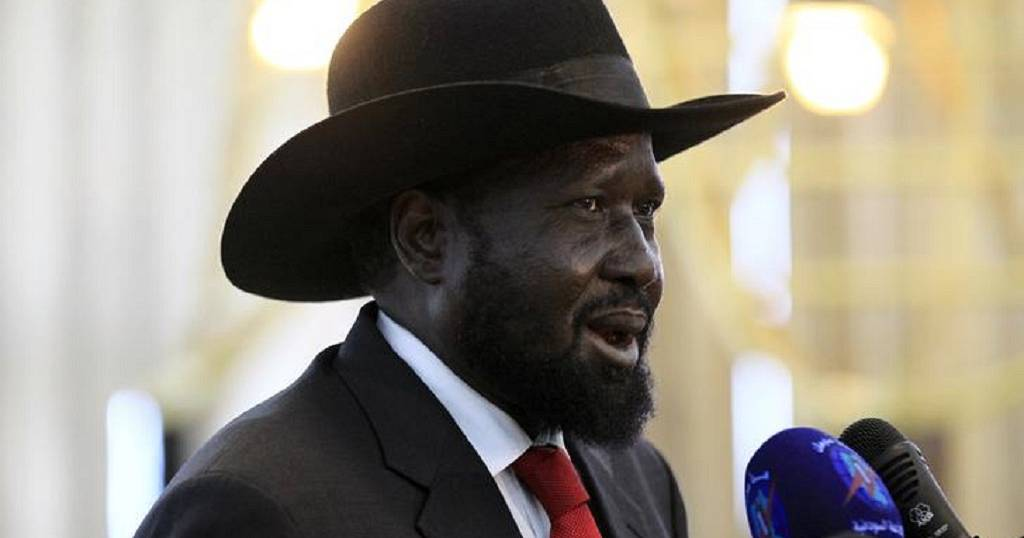 Embrace peace, our economy will thrive again: South Sudan president