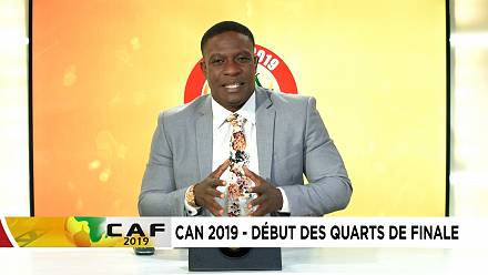 AFCON Daily: Quarter final matches begin [Episode 11]