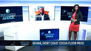 Ghana, Ivory Coast cocoa floor price [Business Africa]