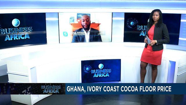 Côte d'Ivoire - Ghana : un prix plancher du cacao