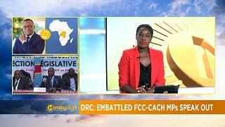 En RDC, colère des députés FCC - CACH invalidés [Morning Call]