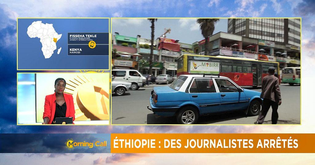 Ethiopia rolling back gains in press freedom'- Amnesty