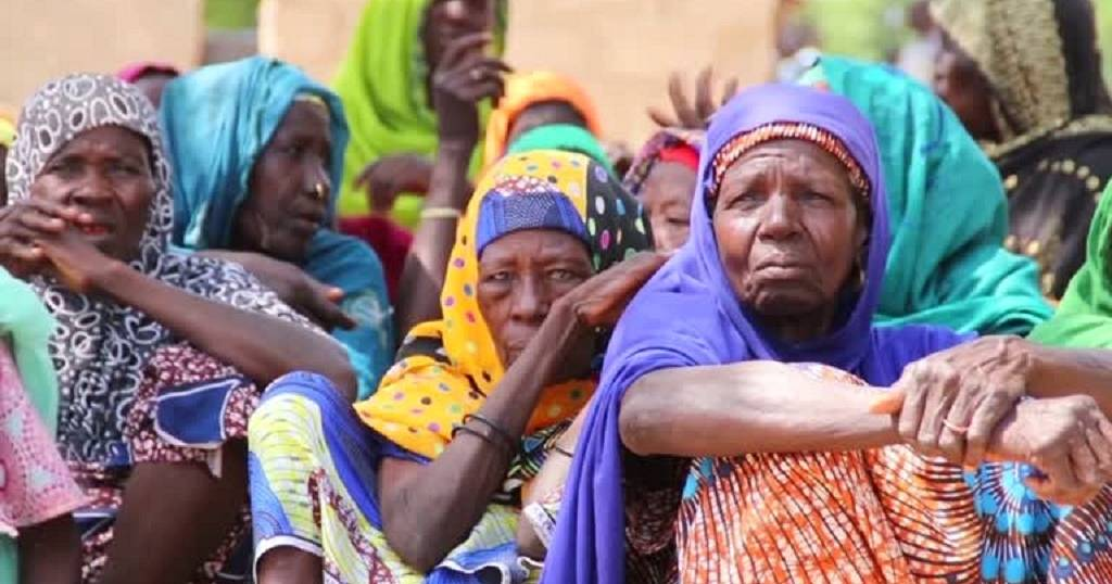 Aid workers tour camps to help raise funds for Nigeria's displaced