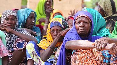 Nigeria : des humanitaires collectent des fonds pour les déplacés