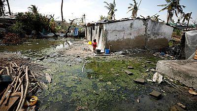 Après les cyclones, le Mozambique attend l'aide internationale