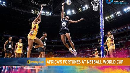 [Sports] Rooting for African teams at 2019 Netball World Cup