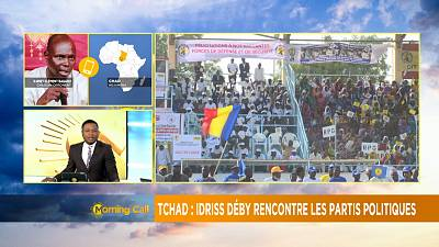 Chad: Deby meets with political leaders [The Morning Call]