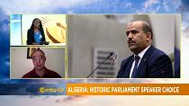 Historic election of parliament speaker in Algeria [The Morning Call]