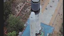 India prepares for moon landing