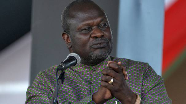 South Sudan's Machar wants house arrest lifted