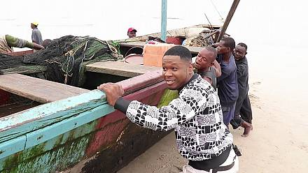 [Inspire Africa] Au Maroc, recycler des déchets de poisson en cuir