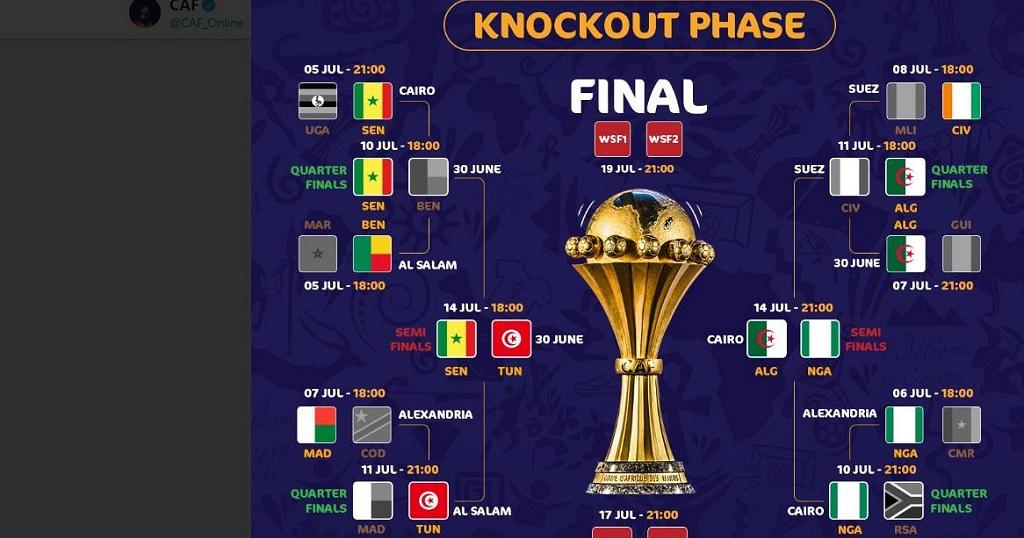 A preview of the AFCON 2019 semi-finals | Africanews