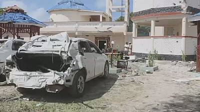 Aftermath of deadly Somalia hotel siege