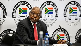 South Africa's ex-president Zuma bemoans 'conspiracy to eliminate him'