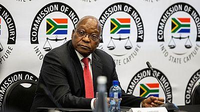 Afrique du Sud: Zuma sommé de s'expliquer devant une commission anti corruption