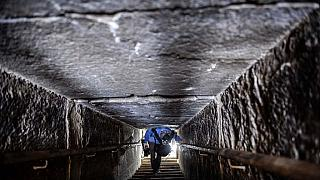 Égypte : ouverture au public de deux nouvelles pyramides