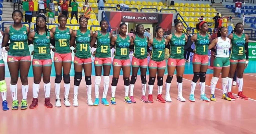 can - volleyball dame : le cameroun face au kenya