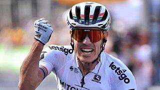 Tour de France : Impey met l'Afrique du Sud à l'honneur