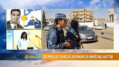 Que font les missiles français en Libye ?[Morning Call]