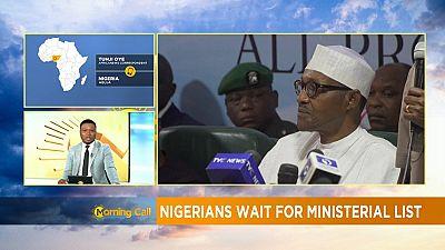 Nigeria : un nouveau gouvernement attendu [Morning Call]