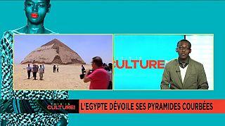 L'Égypte dévoile ses pyramides courbées