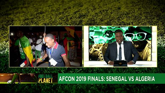 Afcon 2019: Senegal and Algeria face off in finals[Football Planet]