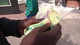 Zimbabwe : le fantôme de l'hyperinflation guette