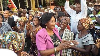 Mozambique gets first female presidential aspirant: Alice Mabota